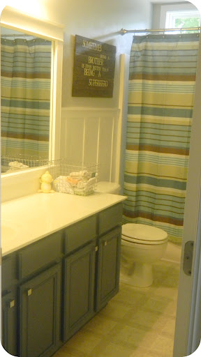 bath5 $187 Boys Bathroom Makeover