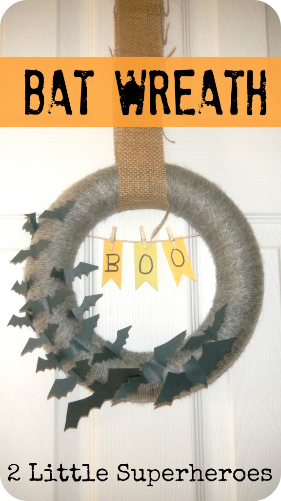 batwreath 576x1024 Bat Wreath
