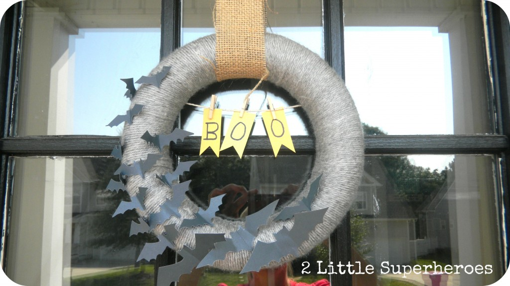 batwreathfrontdoor1 1024x576 Bat Wreath