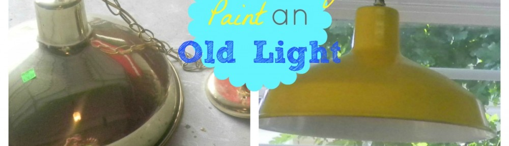 how-to-spray-paint-light