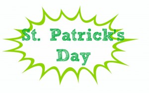 stpatricksday 300x188 30+ Easy & Inexpensive Family Traditions
