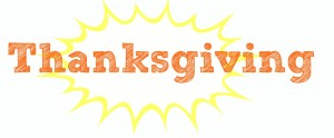 thanksgiving 300x124 30+ Easy & Inexpensive Family Traditions