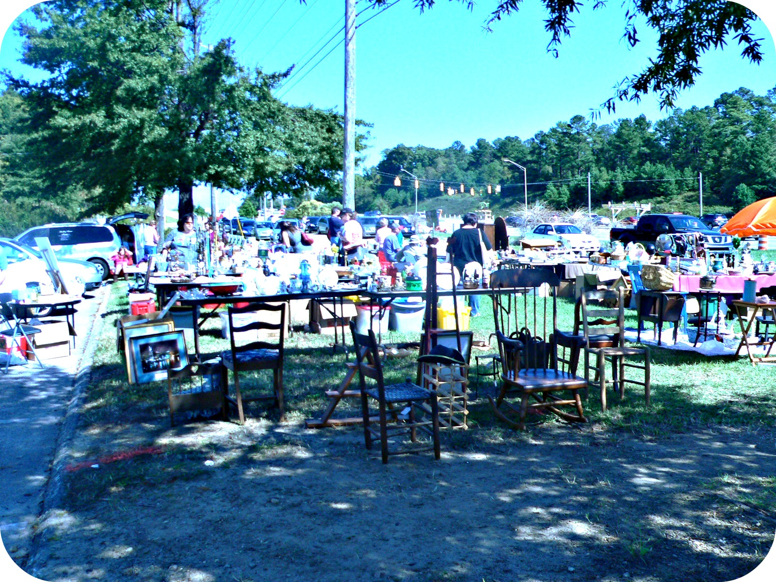 fleamarket Thrifting in Raleigh