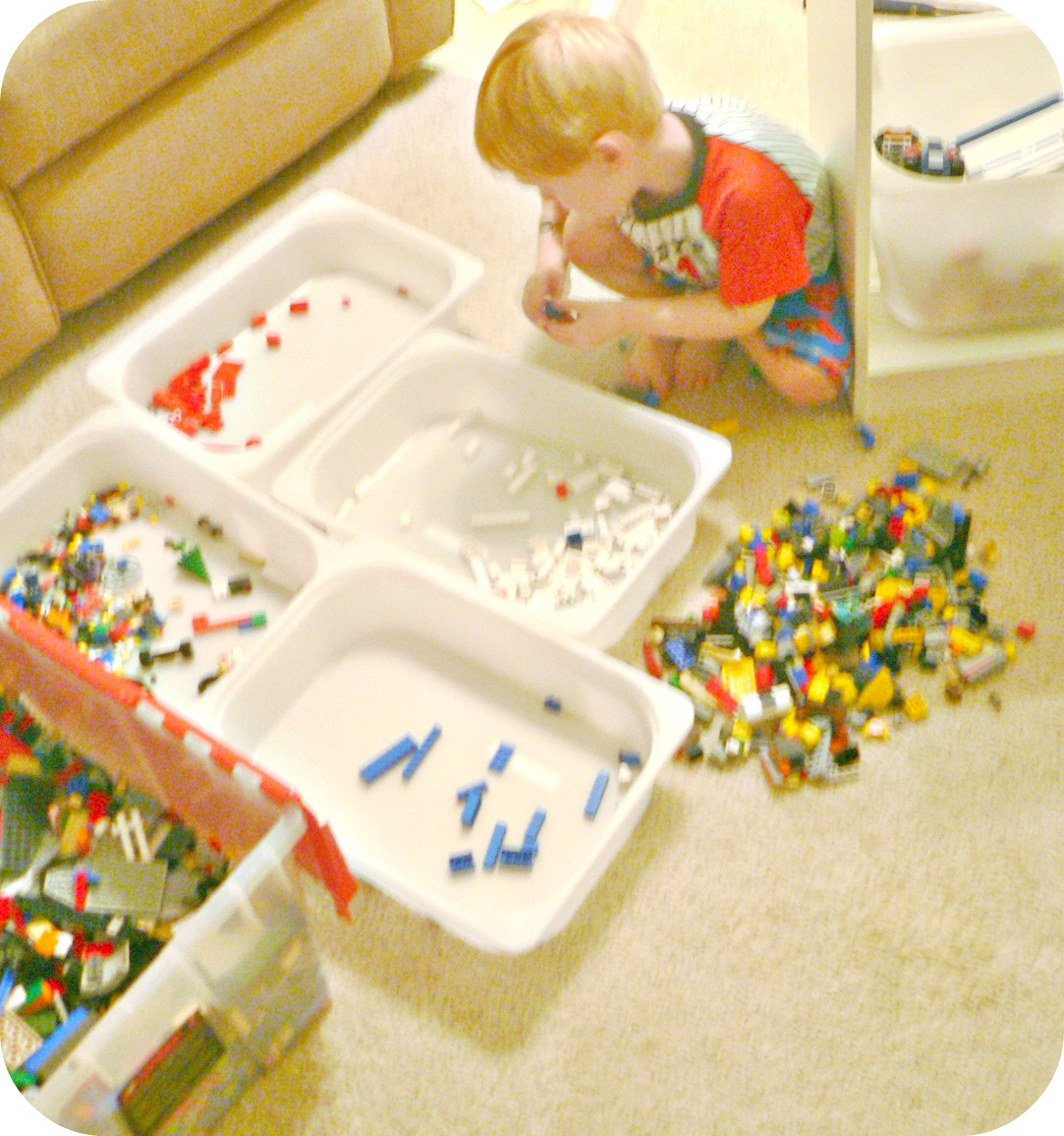 lego sorting The Ultimate Lego Storage