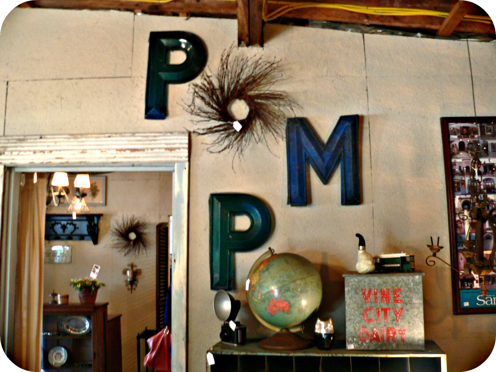 letters Thrifting in Raleigh