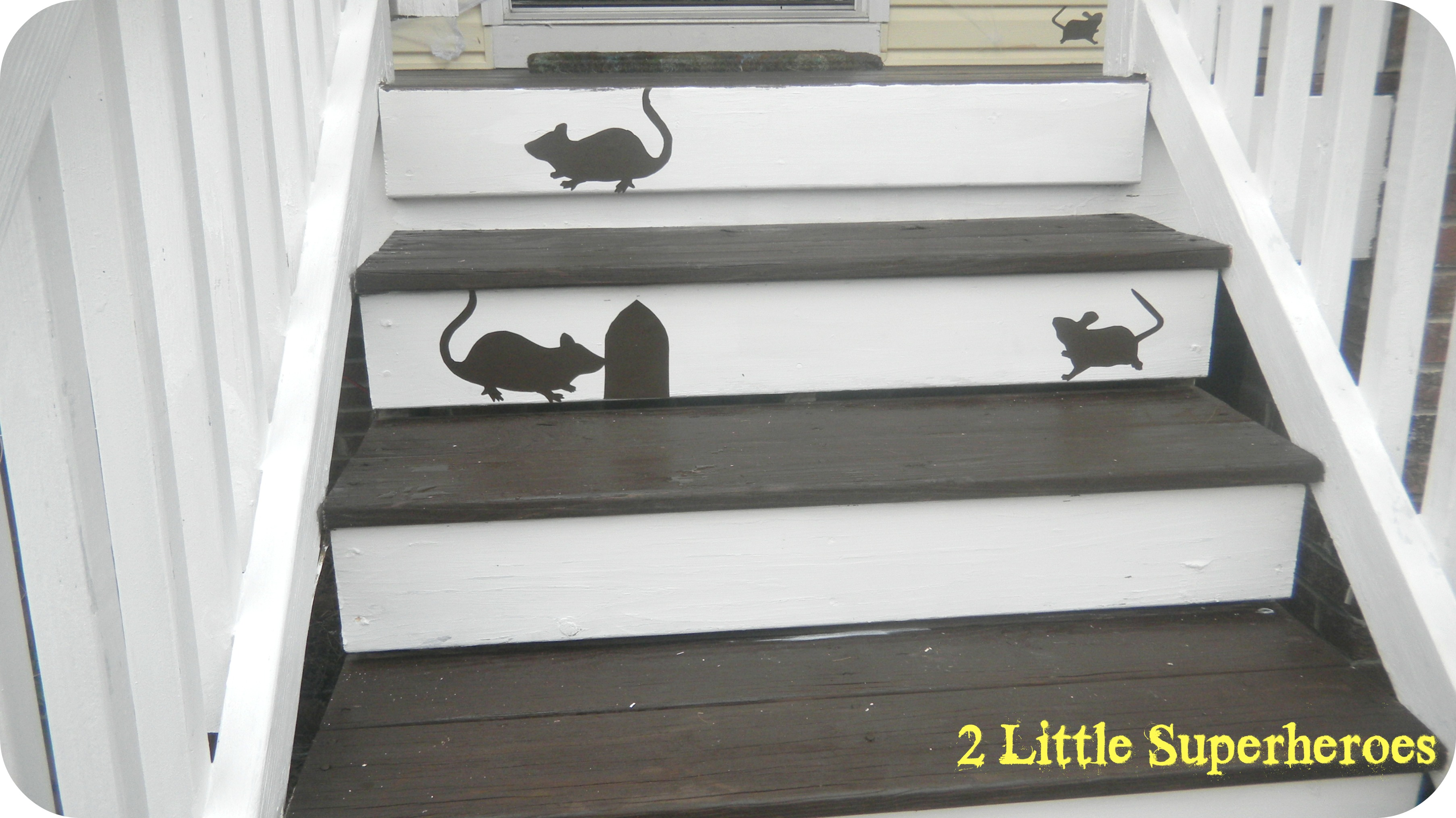 mousestairs Mouse Stairs