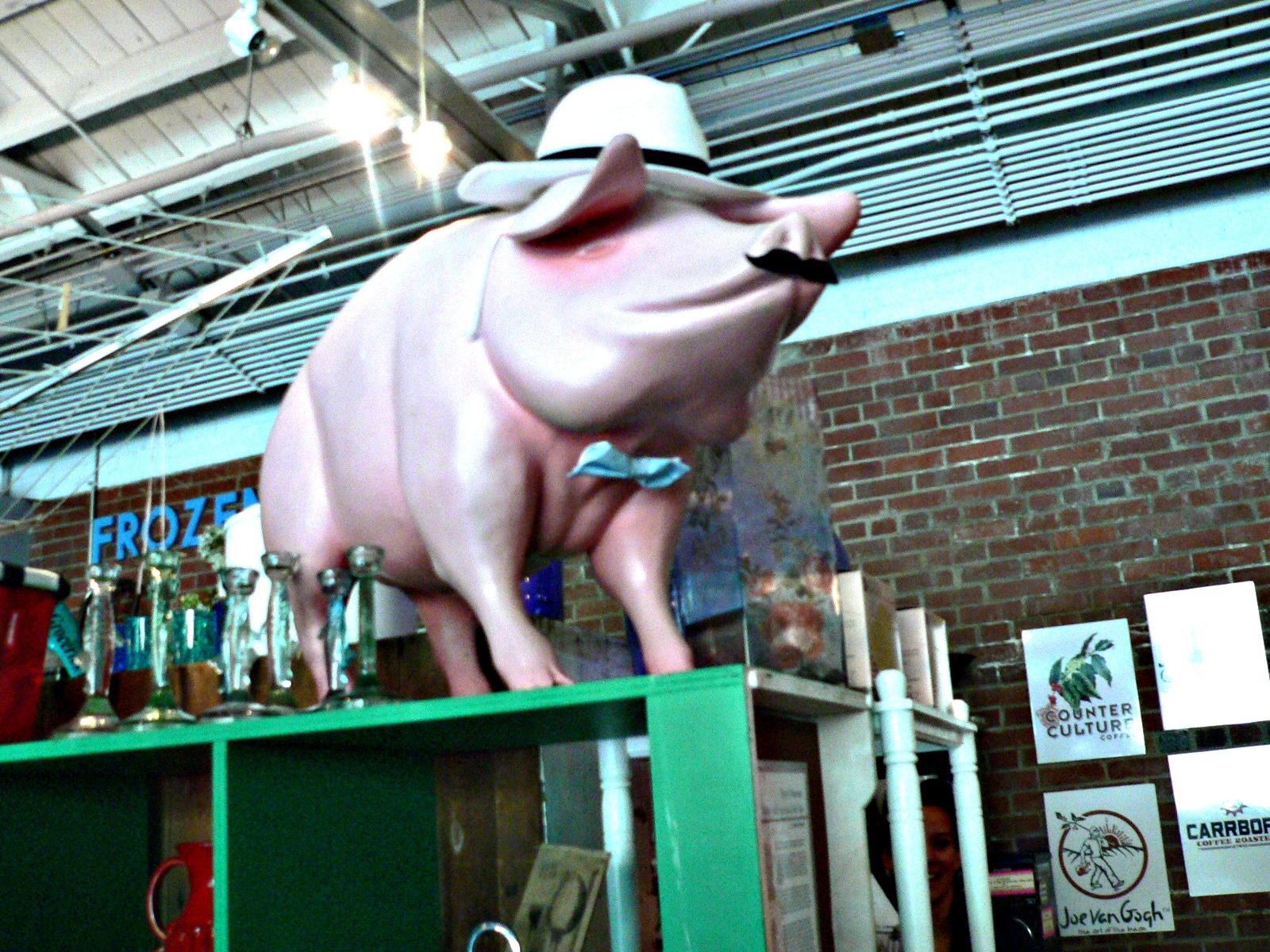 pig Thrifting in Raleigh