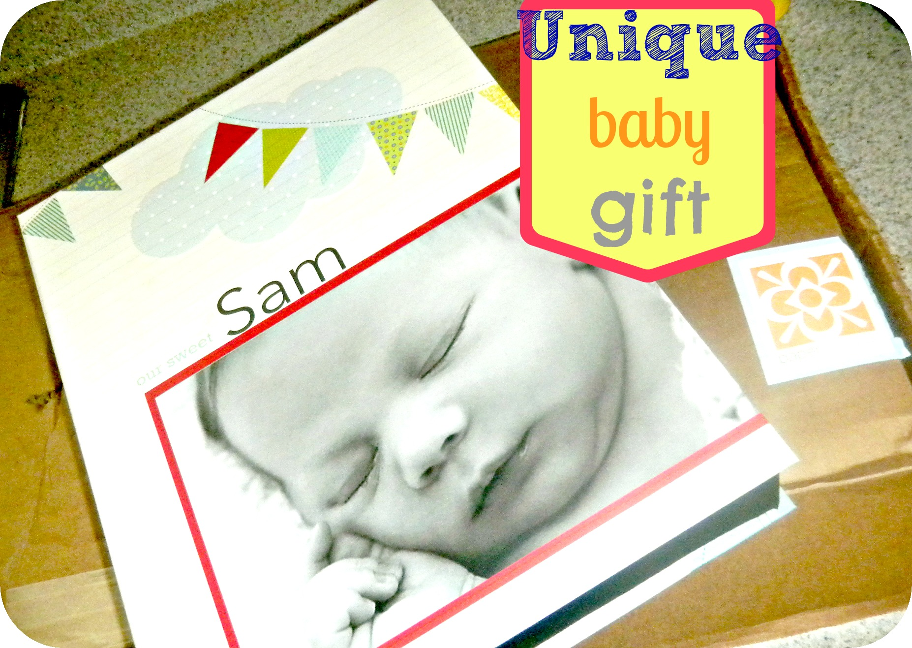 unique baby gift Special Baby Gift