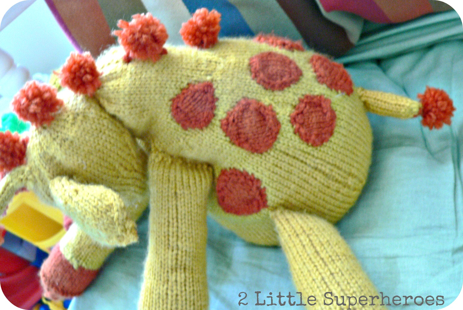 giraffeback How to go from Beginner to Amazing Knitter With One Click