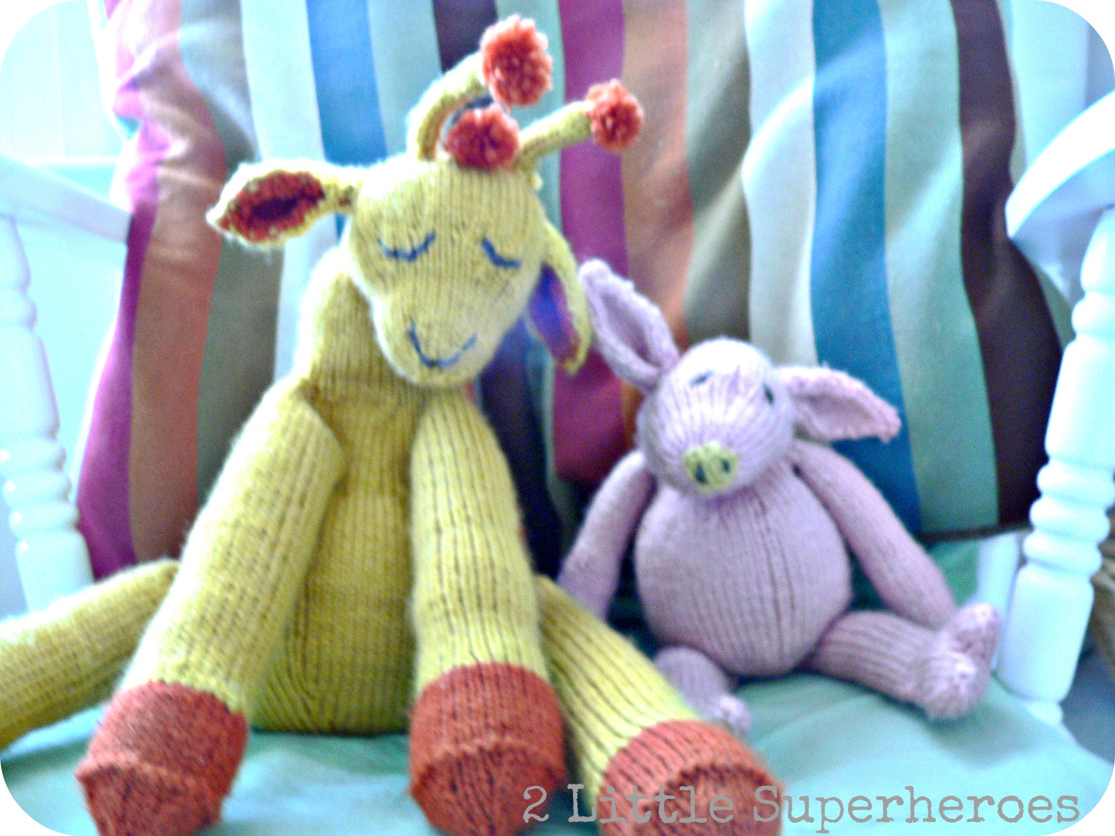 giraffepig How to go from Beginner to Amazing Knitter With One Click