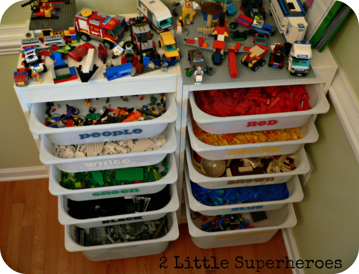 legodrawers The Ultimate Lego Storage