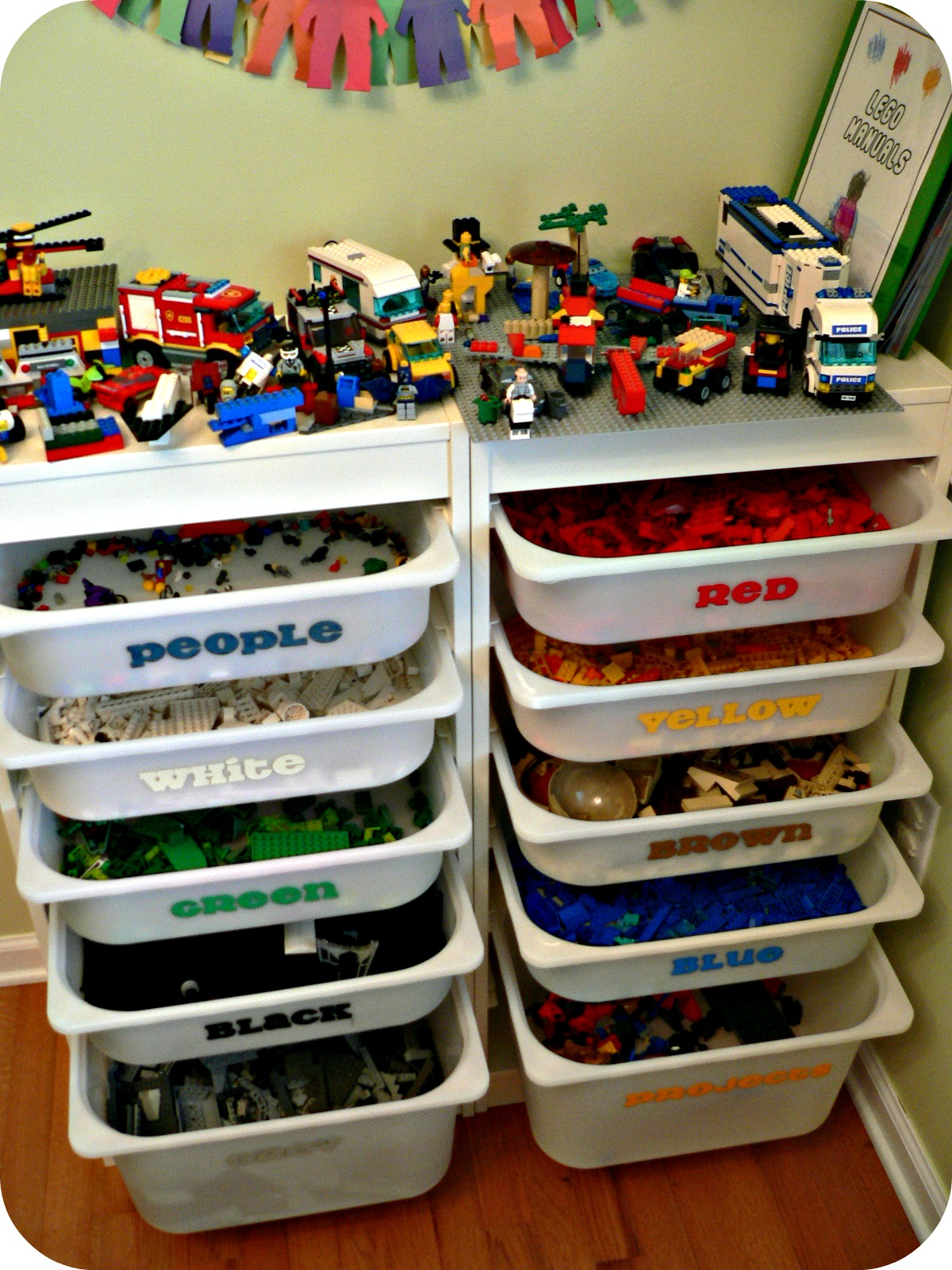legofb The Ultimate Lego Storage