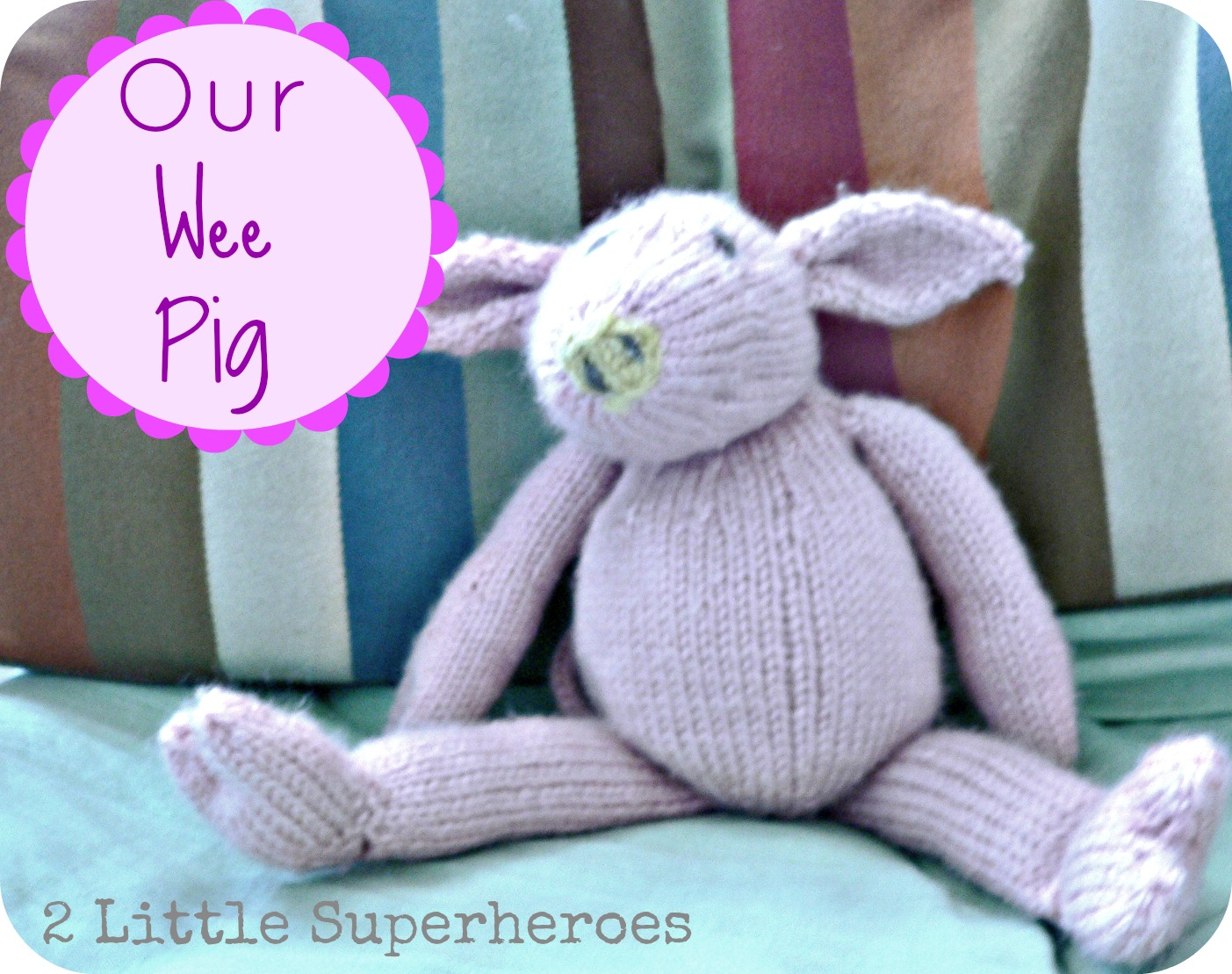 ourweepig How to go from Beginner to Amazing Knitter With One Click