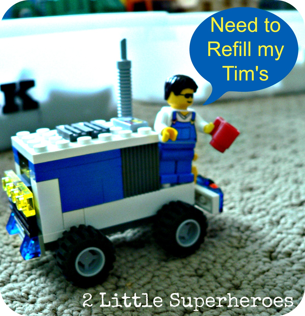 refillmytims Our Wee Zamboni