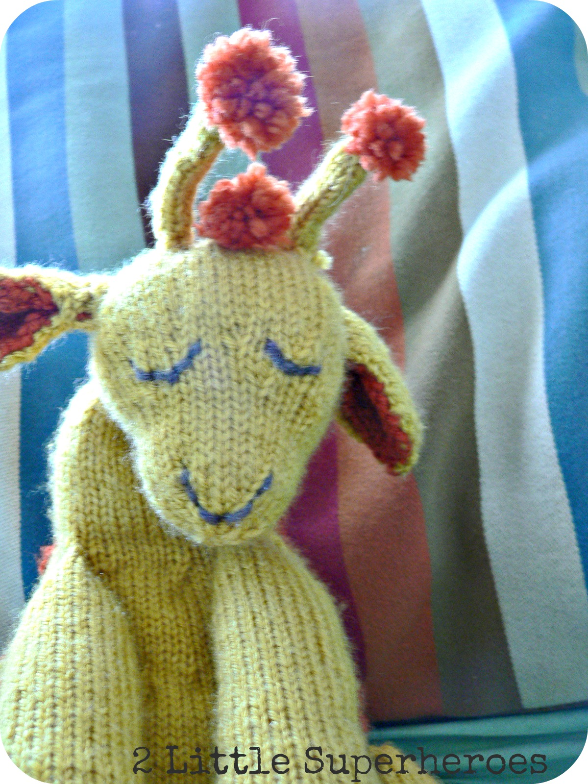 sleepinggiraffe How to go from Beginner to Amazing Knitter With One Click