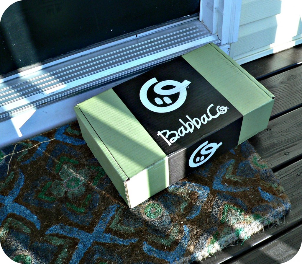 babbaboxdoor 1024x894 Babbabox: Crafty Goodies Delivered Right to Your Door
