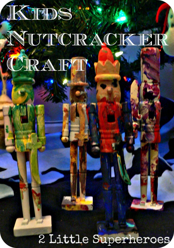 pinterestnutcrackers 719x1024 Dollar Store Nutcracker Craft