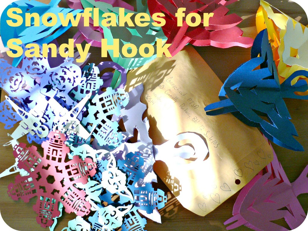 sandy hook mail 1024x768 Snowflakes for Sandy Hook