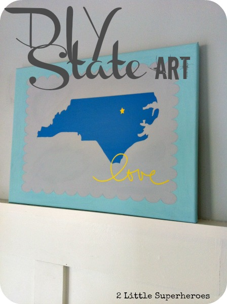 diystateart DIY North Carolina Art