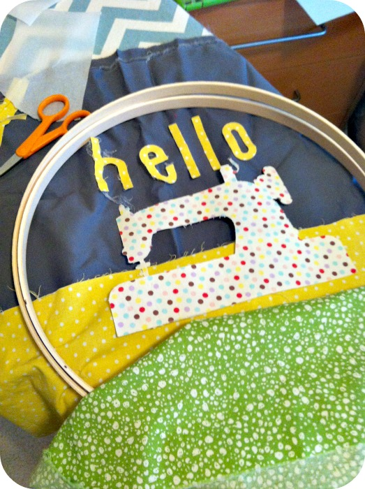hellohoop I {heart} Sewing