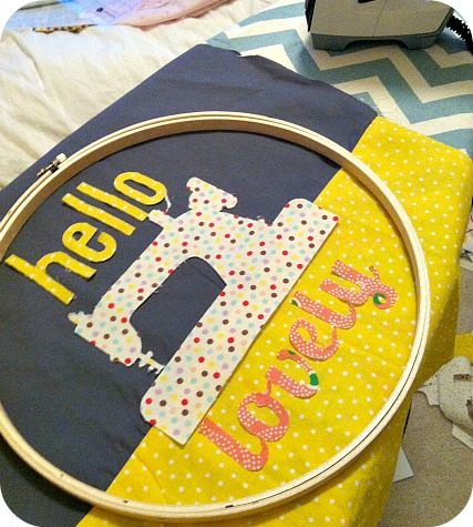hellolovely I {heart} Sewing