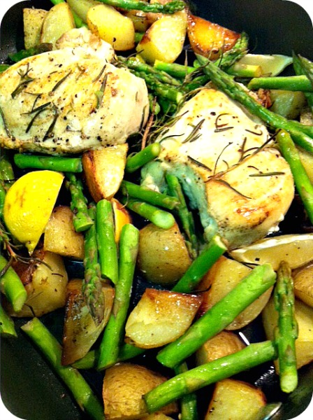 easy-roast-chicken-recipe
