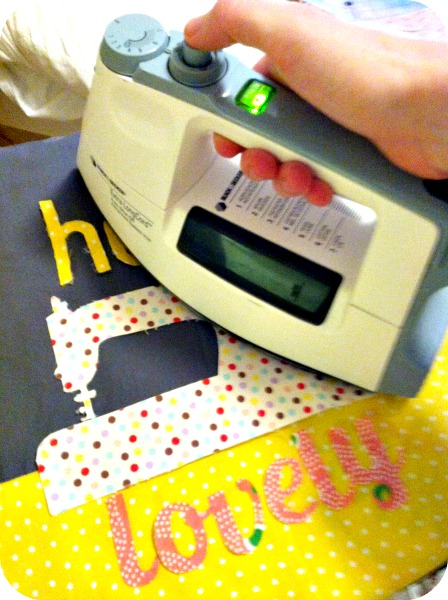 sewingmachineiron I {heart} Sewing