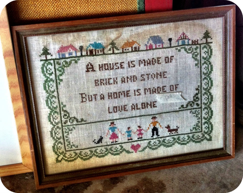 crossstitch Our Unofficial Macklemore Thrift Shop Challenge