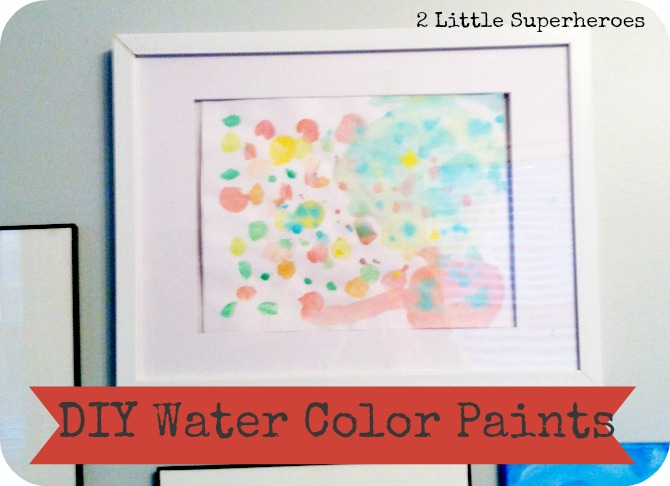 diywatercolourpaints DIY Water Color Paints