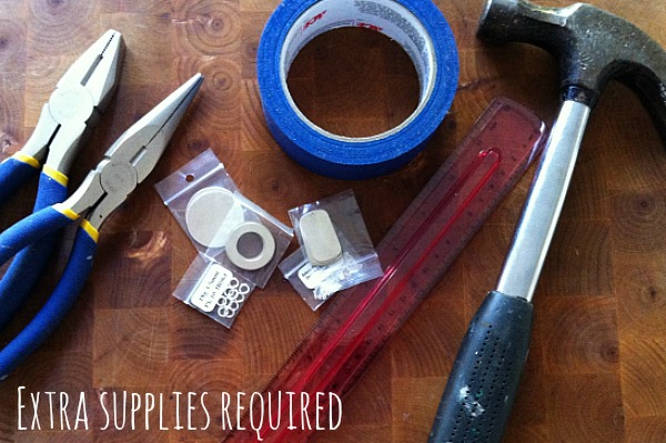 extra supplies required for metal stamping Hosting A Hand Stamped Jewelry Craft Night