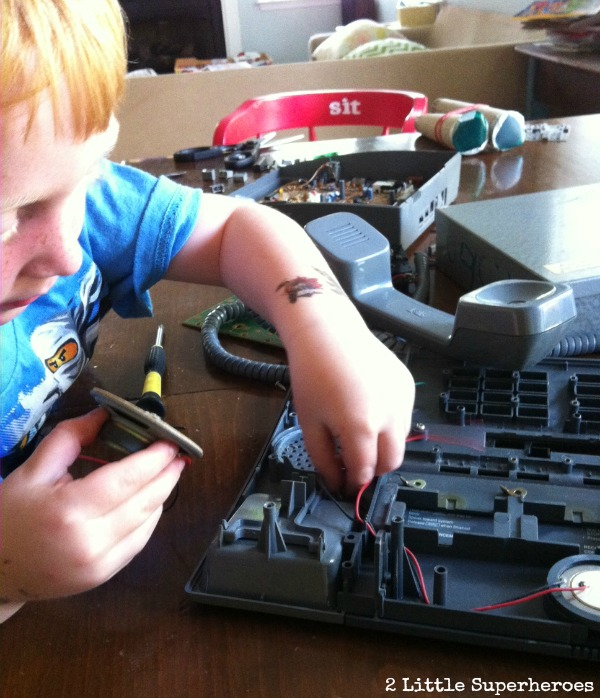 electronic activity boys Activities for Boys