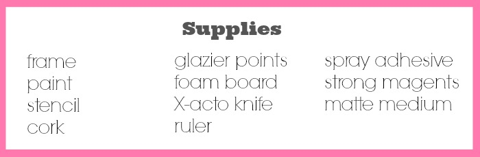 supplies-list