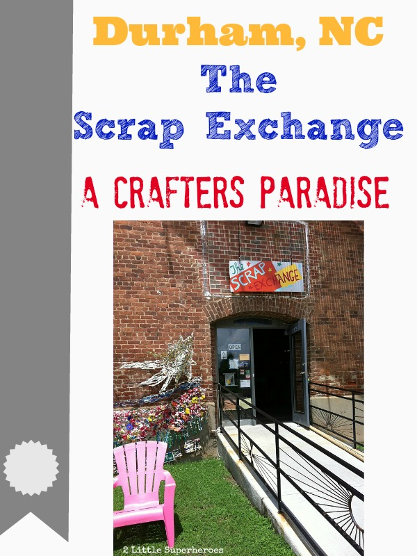 the scrap exchange nc1 The Scrap Exchange {Durham, NC}