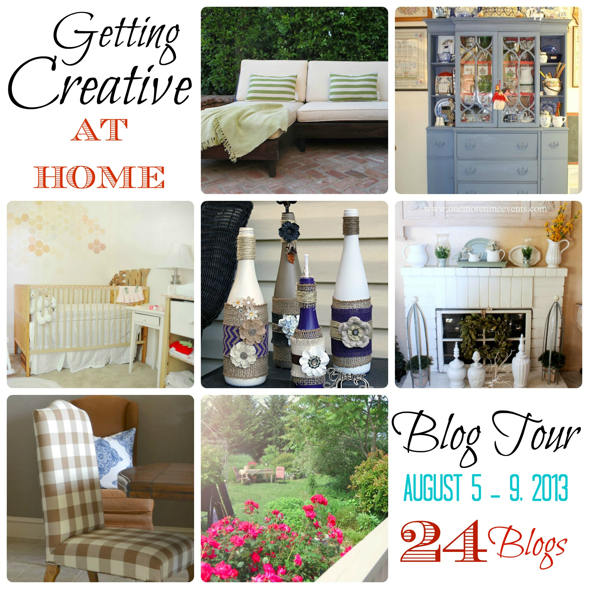 creative at home party Haven At Home, Blog Tour