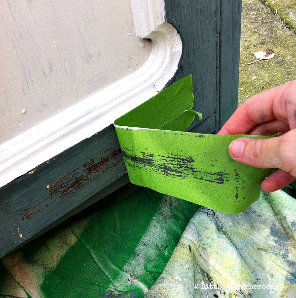 frog tape milk paint Tips for Using Milk Paint