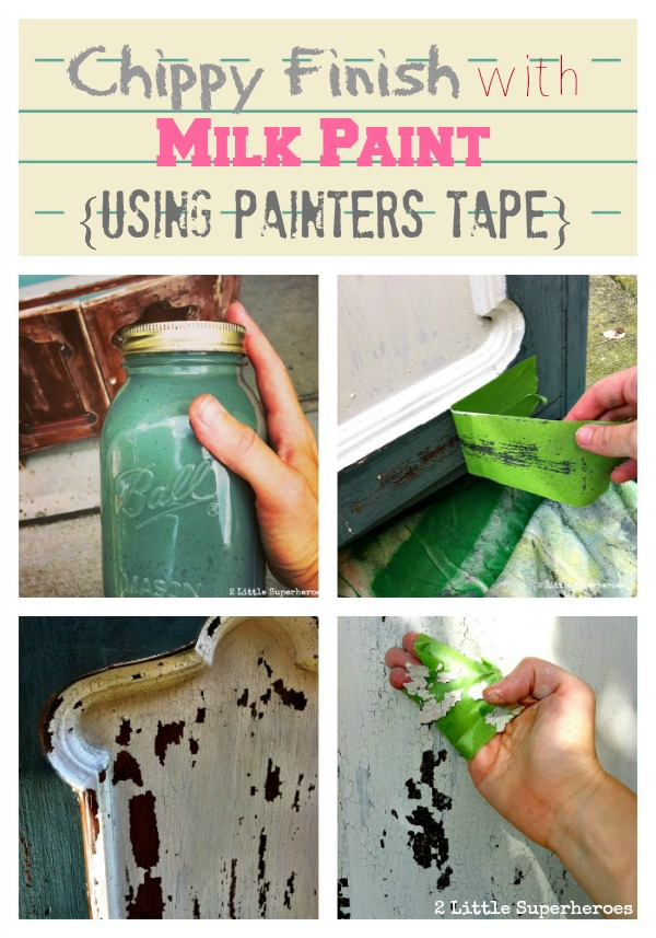 milkpaintcollage Tips for Using Milk Paint