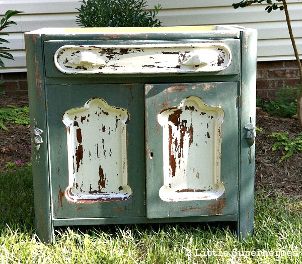 sweet pickins milk paint cabinet Tips for Using Milk Paint