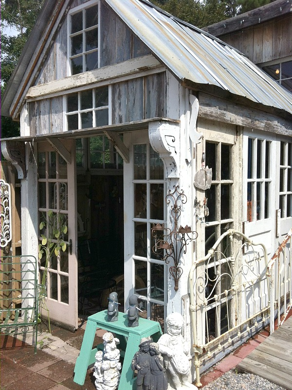 custom sheds raleigh Raleigh Antique Stores