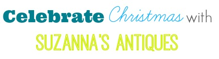 celebrate christmas1 SuzAnnas Antiques {& a $100 giveaway}