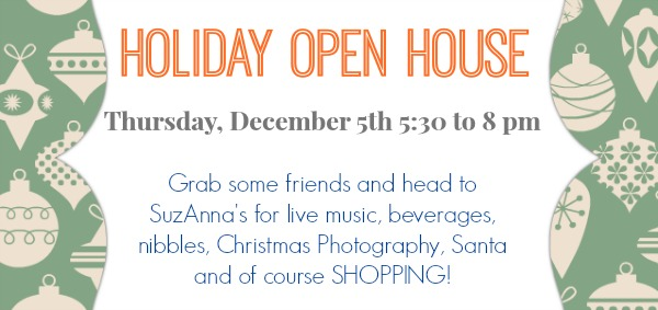 holiday open house SuzAnnas Antiques {& a $100 giveaway}