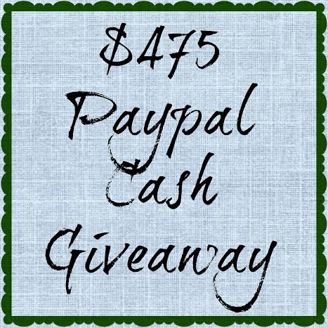 unnamed 30 $475 Paypal Giveaway