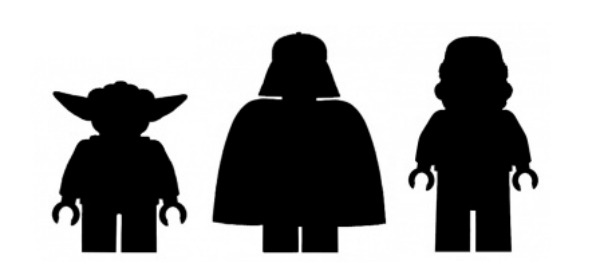 found these Star Wars silhouettes at I Am Momma Hear Me Roar   She    Yoda Silhouette Black