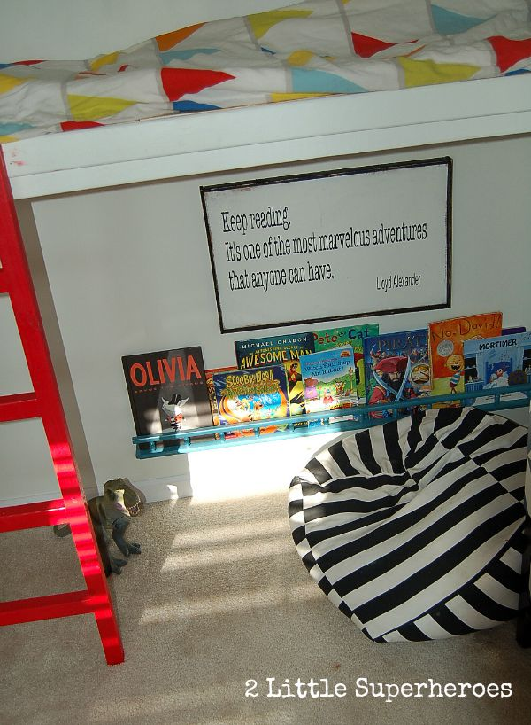 bedroom reading nook Why Im Not So Good at Balancing Motherhood & Blogging