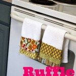 ruffle tea towels PROJECT GALLERY
