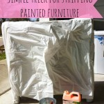 simple trick for stripping painted furniture 150x150 PROJECT GALLERY