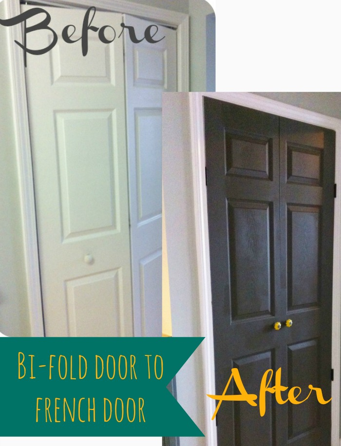 Pantry Doors Door Makeover